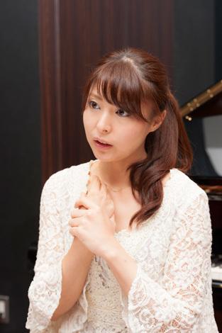 新倉瞳/撮影=平田貴章