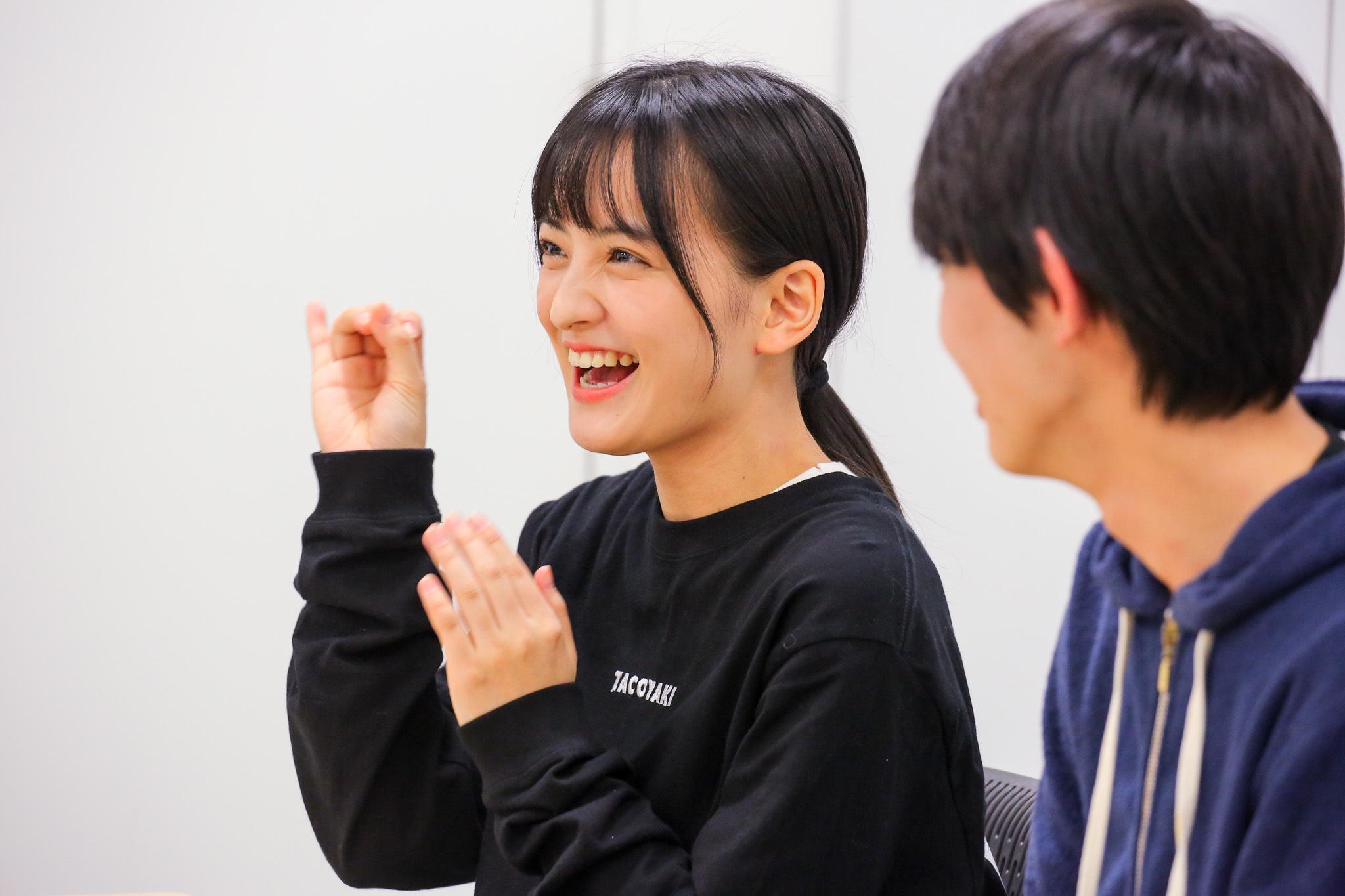 清井咲希(たこやきレインボー)、明石陸(新人)