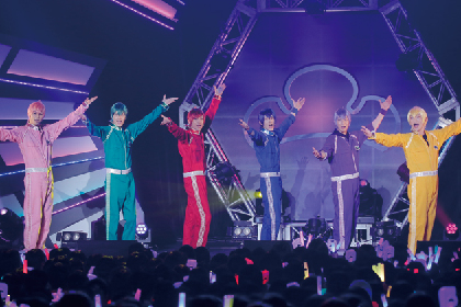 舞台『おそ松さん』F6初のライブツアー初日にファン6,000人が熱狂 楽曲・新衣装のお披露やCDアルバムリリースも発表