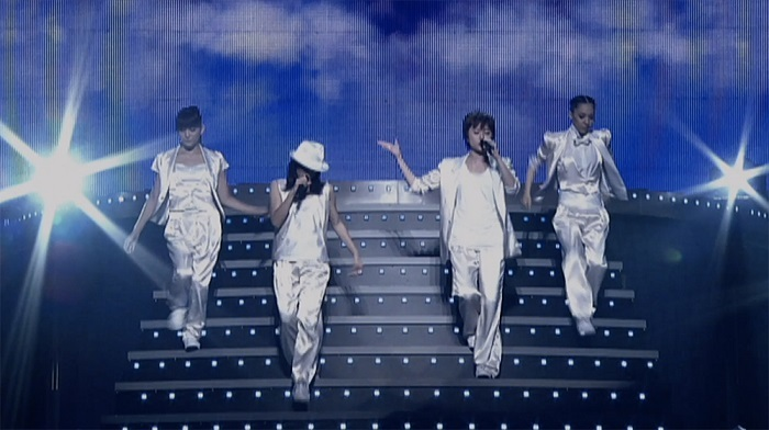 『Welcome to SPEEDLAND SPEED LIVE 2009@武道館 SELECTION』より