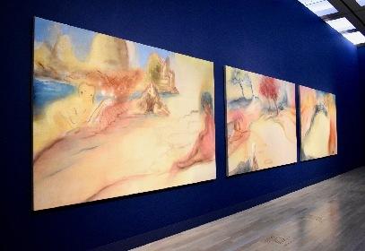 国立新美術館『イケムラレイコ 土と星 Our Planet』展レポート ハイブリッドな生き物たちがひそむ、幻想的な世界