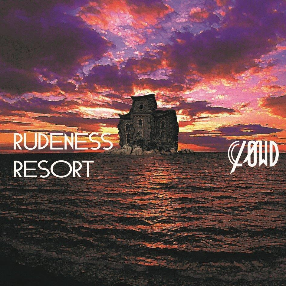 CLØWD「RUDENESS RESORT」初回生産限定盤B
