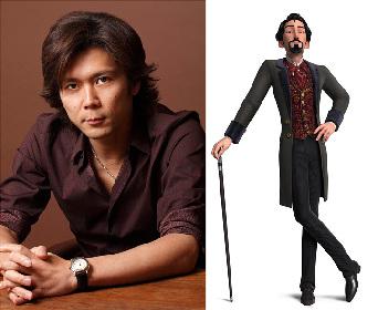 熊川哲也が声優挑戦 『フェリシーと夢のトウシューズ』で土屋太鳳の指導者