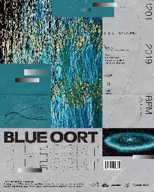 写真家・井崎竜太朗、音楽プロジェクト・Opus Innらによる『BLUE OORT』 池尻大橋のイベントスペース「BPM」にて共同展示を開催で限定商品の販売も決定