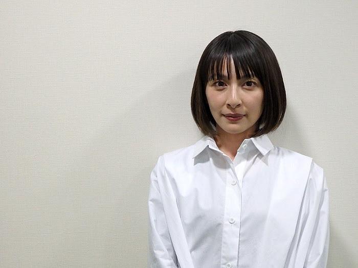 『親愛ならざる人へ』取材会より主演の奥菜恵(撮影/石橋法子)