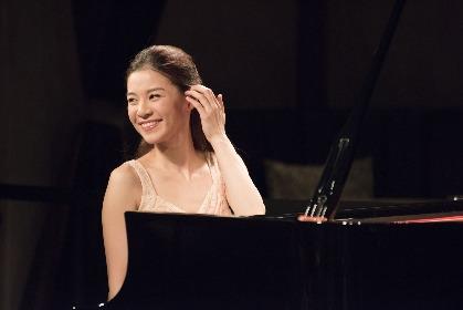 情熱、ロマンス、遊び心~ピアニスト・細川千尋がつくりだす多彩な音色