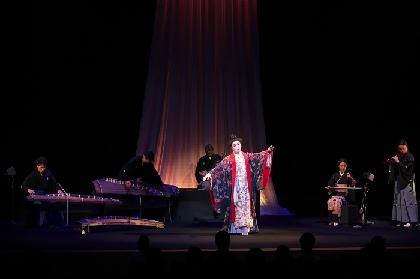 二十五絃箏の第一人者・中井智弥と実力派琉球古典芸者の出会い『琉球恋慕』の東京公演が決定