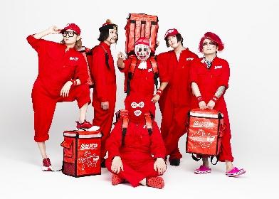 仙台貨物、結成20周年の2021年に5年ぶり活動再開 シングル2作同時発売&ツアー開催を発表