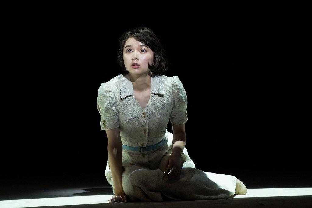 舞台『ゲルニカ』 撮影:宮川舞子