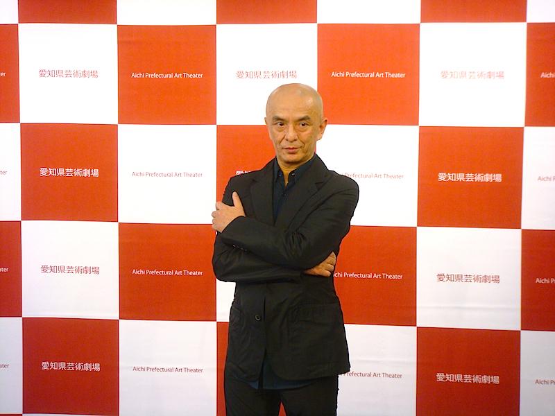 「愛知県芸術劇場」の芸術監督に就任する勅使川原三郎