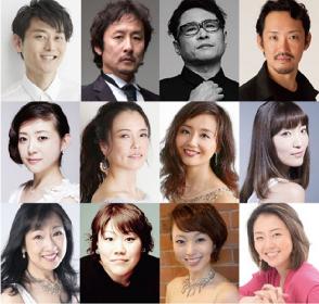 ミュージカルの名曲で綴るLIVE エンターテインメント『俺のpresent 「MUSICAL SHOWBOX」』の開催が決定