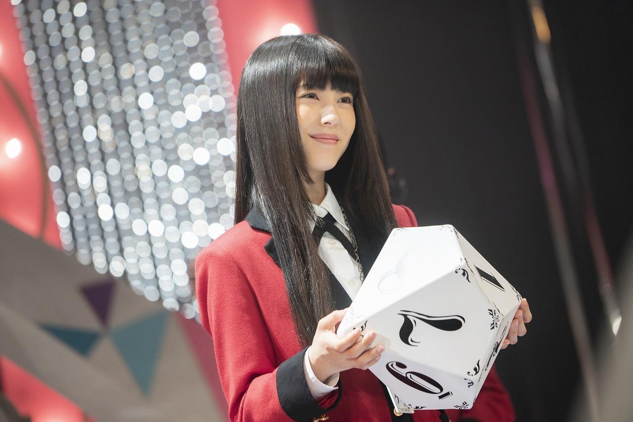 (C)2019 河本ほむら・尚村透/SQUARE ENIX・ドラマ「賭ケグルイ2」製作委員会 ・MBS