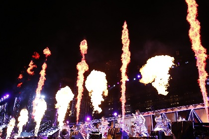 乃木坂46が東京ドーム2days公演をサプライズ発表! ヒム子(バナナマン日村)も乱入した『真夏の全国ツアー2017』