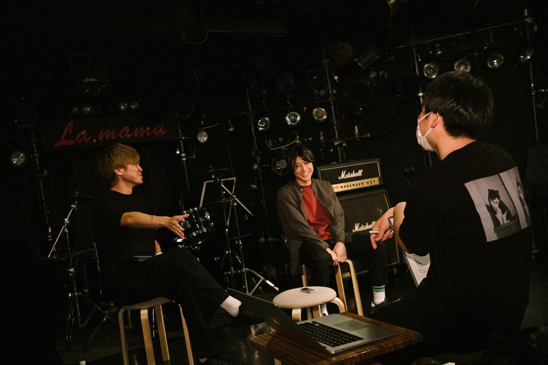 南雲健太(MINAMIS)× 宍戸翼(The Cheserasera)