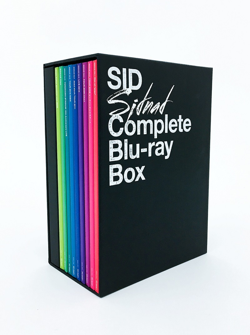 『SIDNAD Complete Blu-ray BOX』