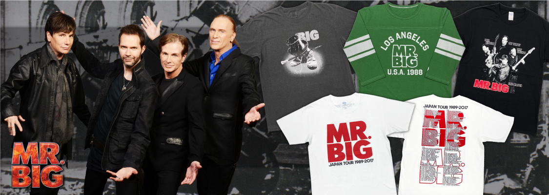 MR.BIG グッズ