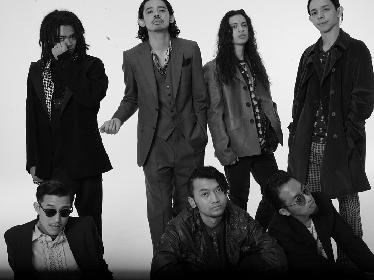 ALI、梅田サイファーやSHING02らHIPHOPアーティストが参加の最新EP「LOVE, MUSIC AND DANCE」のリリースが決定