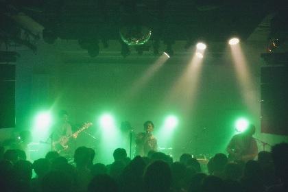 odolがsébuhirokoを迎えた自主企画『O/g』は音楽で共振する一夜だった