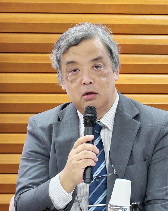 桑原浩(公益社団法人 日本オーケストラ連盟 常務理事・事務局長) (c) Naoko Nagasawa