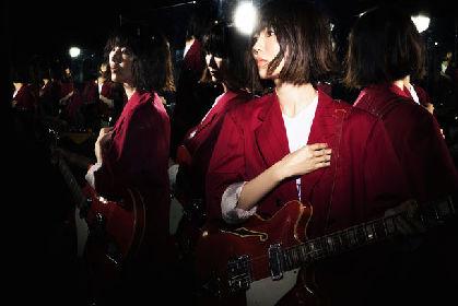 """黒木渚、来年2月に人見記念講堂で""""幻の夜"""""""