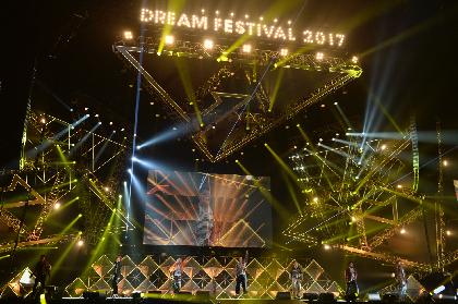 三浦大知、ジェジュン、GENERATIONSが三つ巴の熱演 テレビ朝日ドリームフェスティバル 2017・1日目