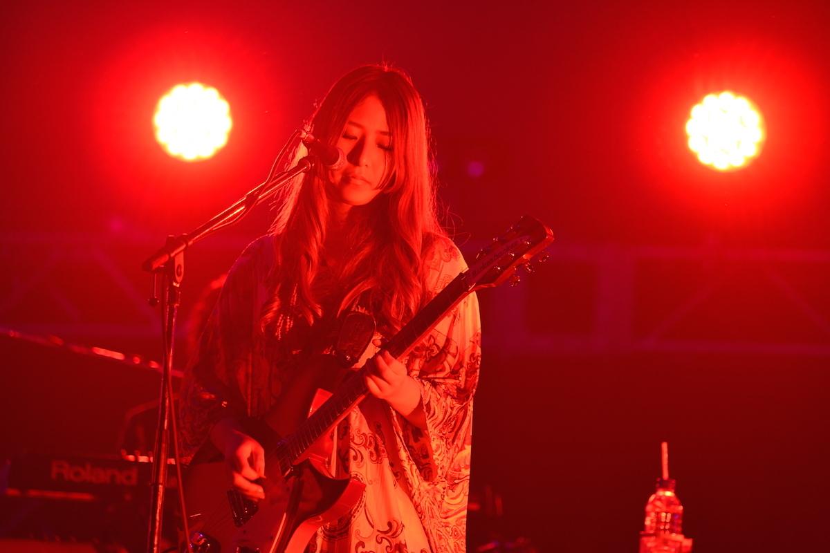 GLIM SPANKY ©テレビ朝日 ドリームフェスティバル 2018 / 写真:岸田哲平