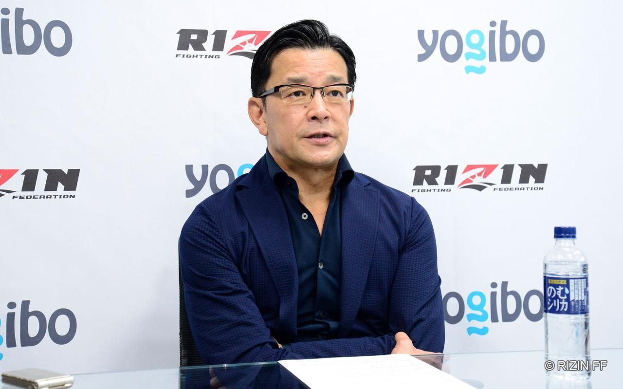 『Yogibo presents RIZIN.28』の新カードについては、近々発表される