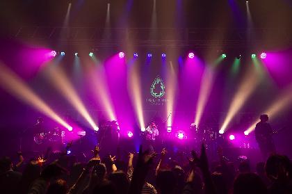 OBLIVION DUST、東名阪Zeppツアーが開幕 初日Zepp Namba(OSAKA)公演オフィシャルレポート