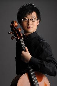 チェリスト岡本侑也がエリザベート王妃国際音楽コンクールで第2位に