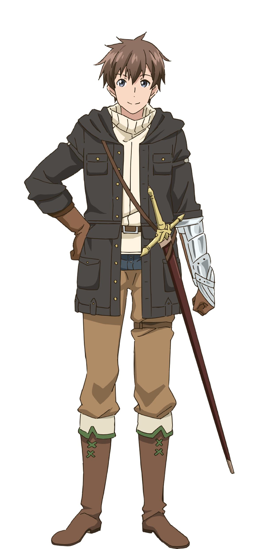 デイル(cv.岡本信彦)18歳の若き凄腕冒険者。魔獣討伐中に森でラティナを拾い、保護者となった。普段はクールで凄腕の冒険者だが、ラティナの前ではデレデレ