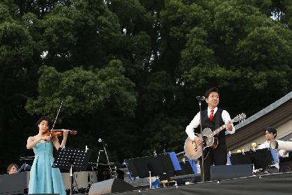 葉加瀬太郎、藤井フミヤ、高嶋ちさ子ら共演『福岡音楽祭 音恵 ONKEI 2016』初開催