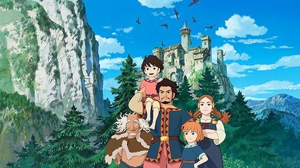 『山賊の娘ローニャ』 (c) NHK・NEP・Dwango, licensed by Saltkråkan AB, The Astrid Lindgren Company