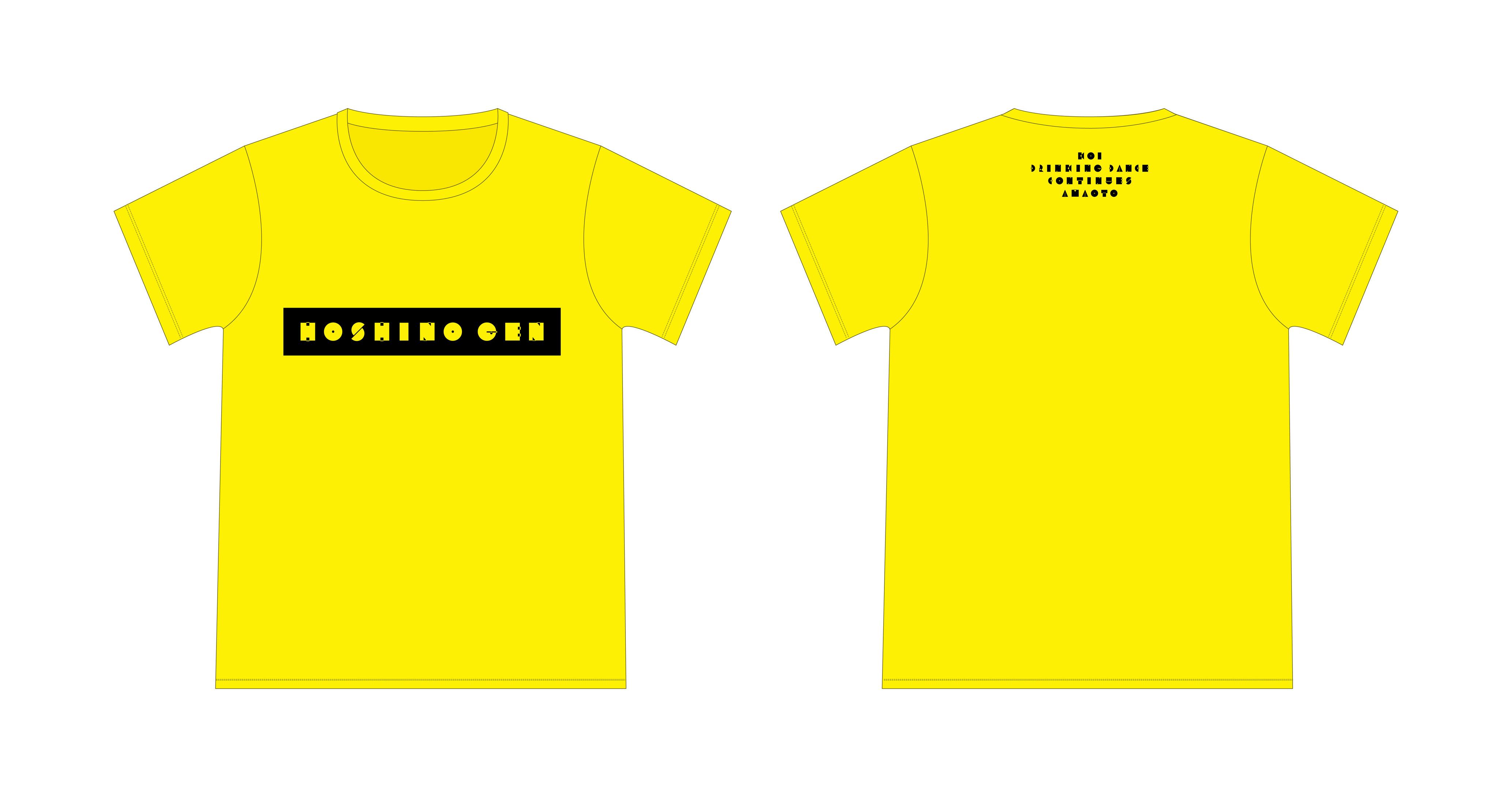 「恋」Tシャツ