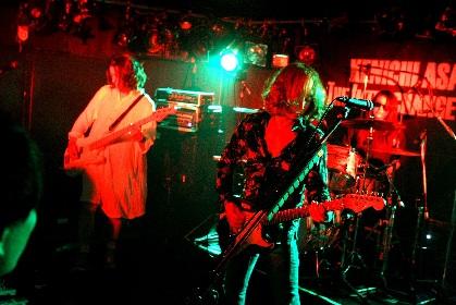 浅井健一&THE INTERCHANGE KILLSの全国ツアーがスタート