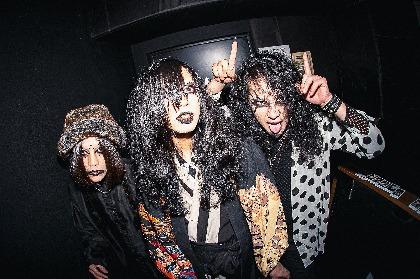 首振りDolls  オフィシャルインタビュー:『アリス』発売記念ツアー『PSYCHO SHOCK!!』単独公演ファイナル8月30日新宿ロフトへの想い