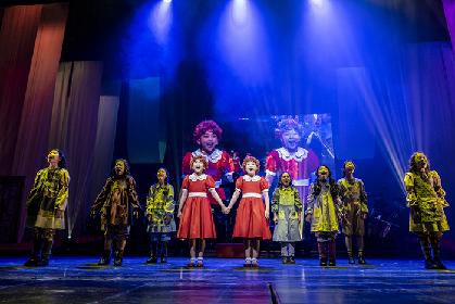 ミュージカル『アニー』韓国版が7年ぶりにソウルで上演、日本からも前売券購入が可能に