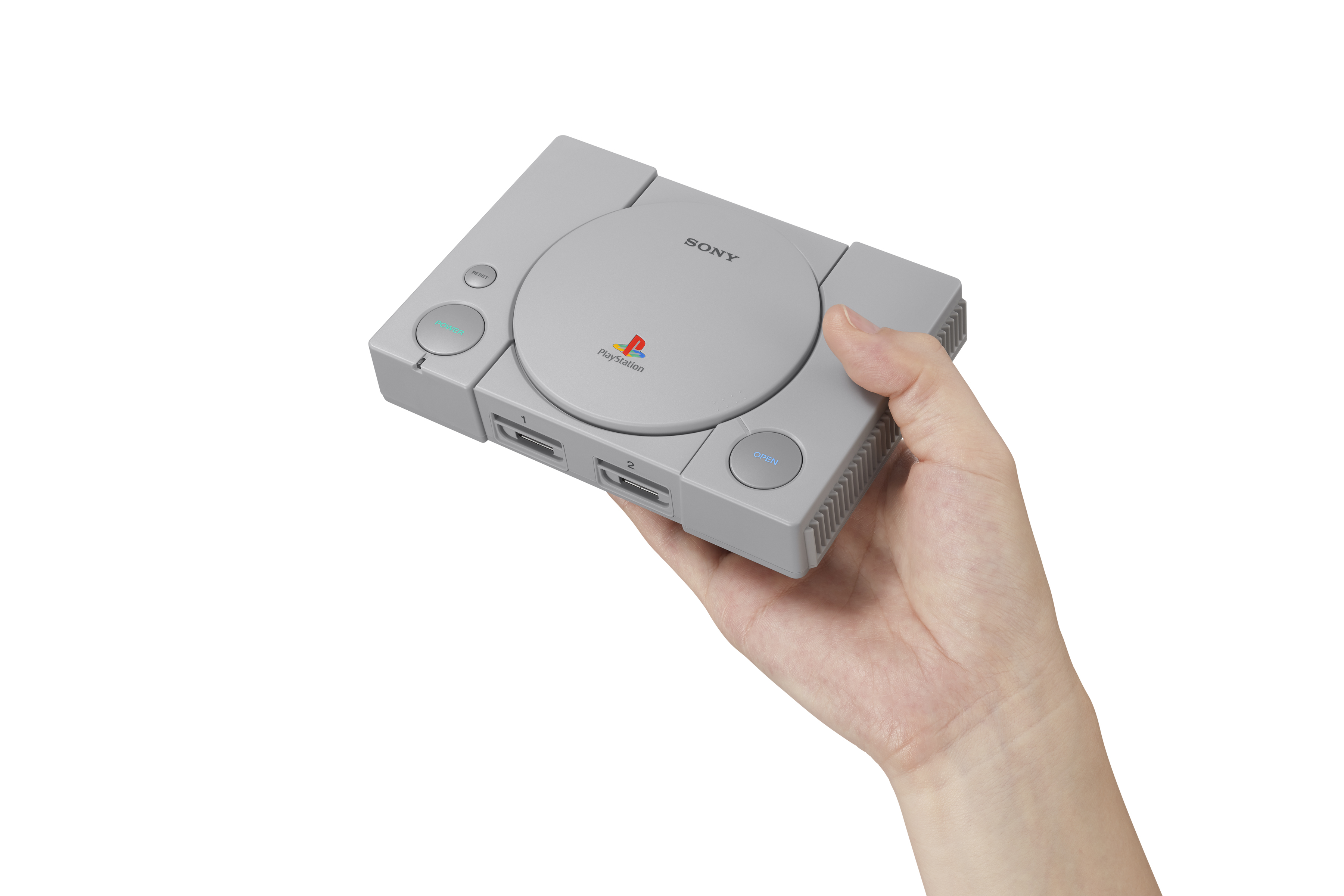 PlayStation Classic本体