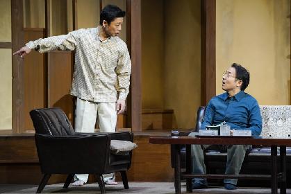 ナイロン100℃結成25周年記念公演第二弾、新作『睾丸』開幕