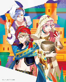 TVアニメ『A3!』Blu-ray&DVD第4巻は椋・三角・一成 冨士原良氏描き下ろしジャケットイラスト&特典ドラマCDの試聴動画が公開