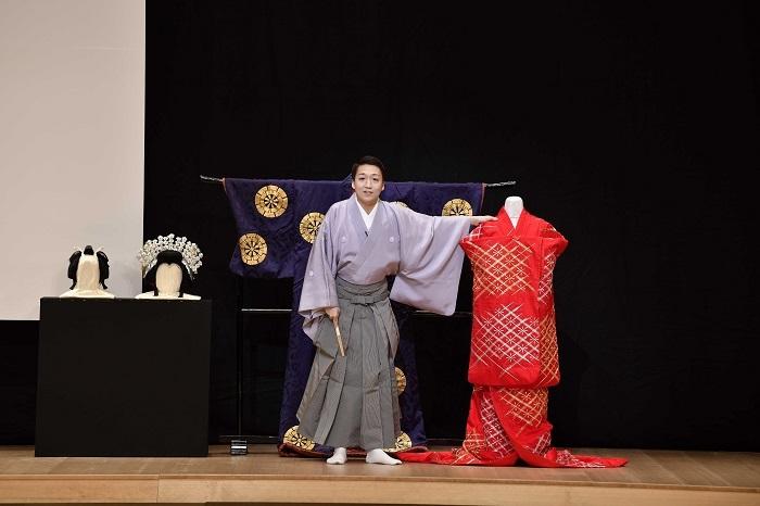 『歌舞伎の魅力』中村米吉 (C)松竹
