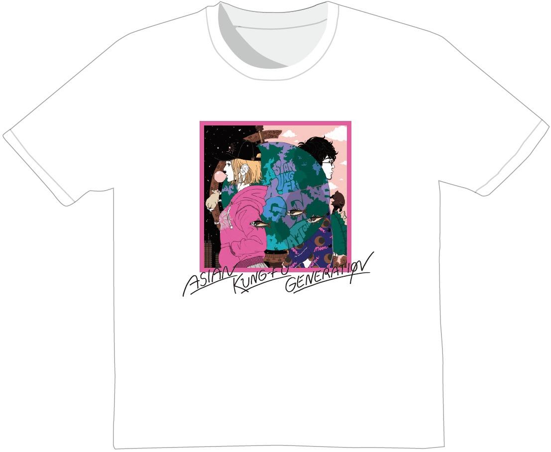 完全生産限定盤B_Tシャツ表