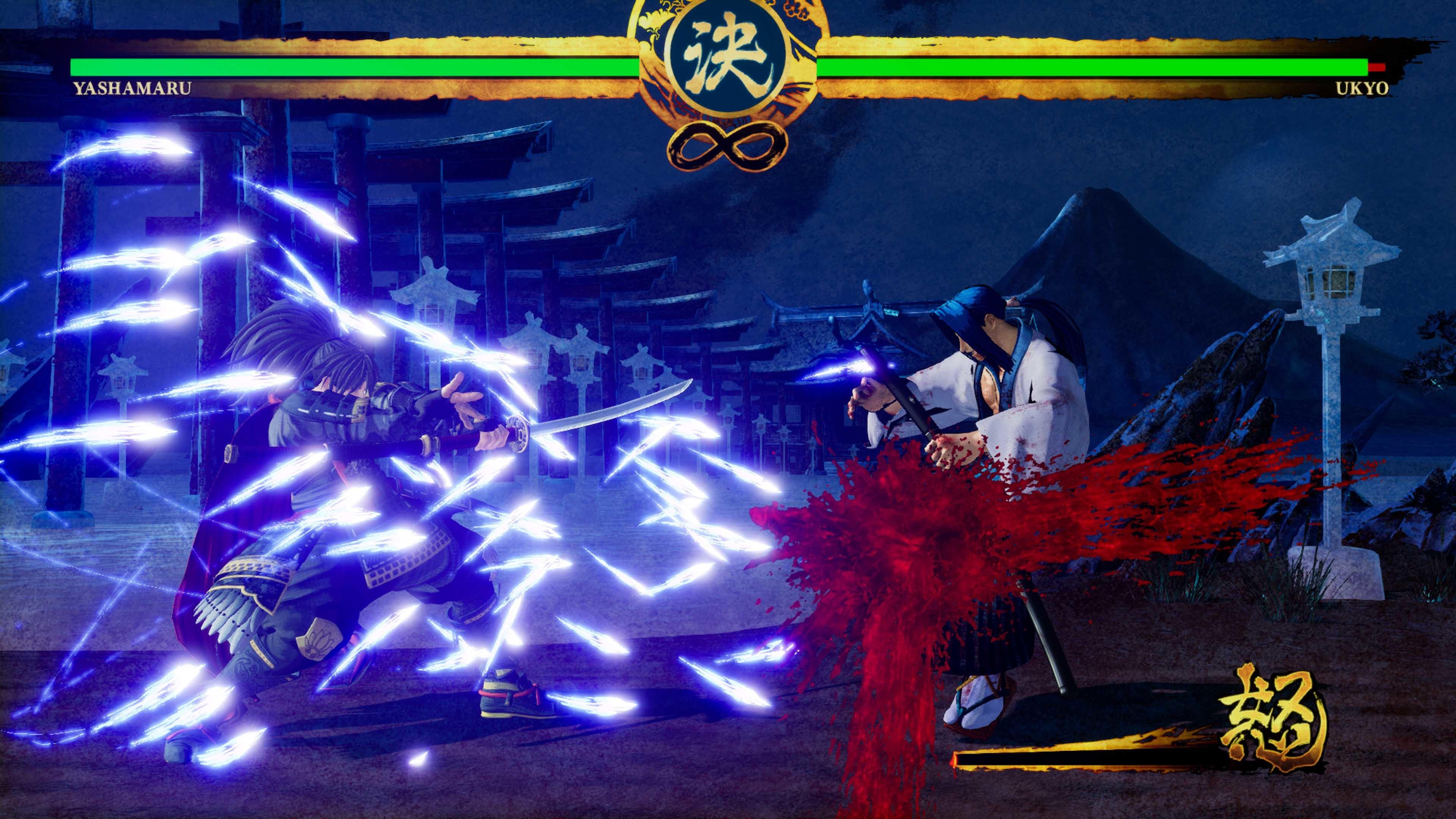 PS4/Xbox One向け剣戟対戦格闘...