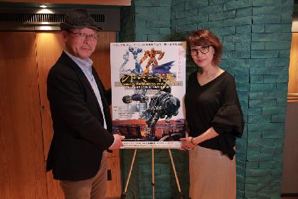 『∀ガンダム』主人公を演じた朴璐美、『シド・ミード展』音声ガイドに決定 「シド・ミードさんはダ・ヴィンチのような方」