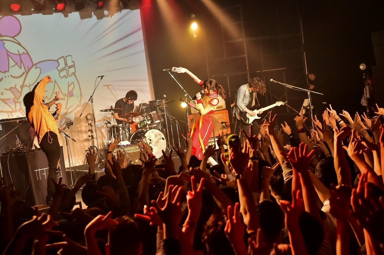 ナナヲアカリ Photo by 樋口 隆宏(TOKYOTRAIN)
