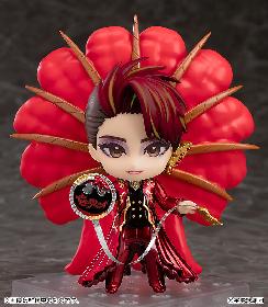 宝塚歌劇星組トップスターの紅ゆずるがねんどろいど化! 星組公演『Killer Rouge/星秀☆煌紅』のフィナーレ衣装を再現