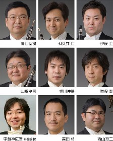 N響精鋭メンバーによるハルモニームジーク ベートーヴェン シンフォニーシリーズ Vol.1