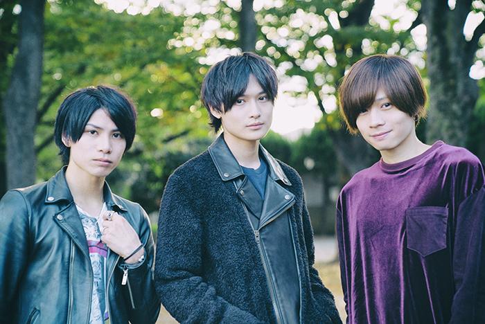 (左から)二葉勇 松本大志 安井一真