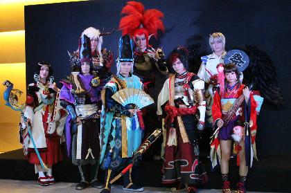 中国発の大人気ゲームを2.5次元化 目指すは舞台界の金メダル!? 『ミュージカル「陰陽師」~平安絵巻~』プレビュー公演開幕