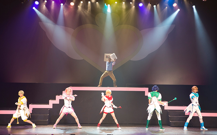 『美男高校地球防衛部LOVE!活劇!』 (C)馬谷くらり/眉難高校演劇部