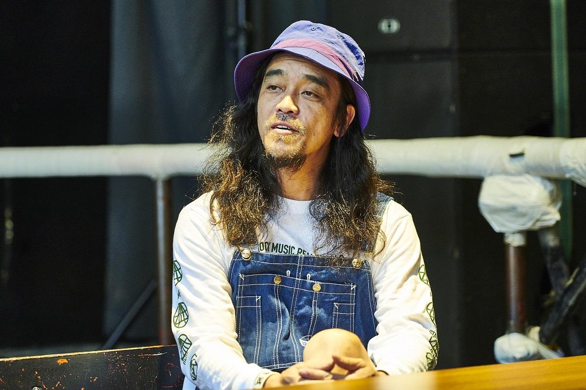 G-FREAK FACTORY・茂木洋晃 撮影=大橋祐希